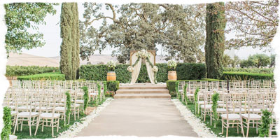 Event planning services at Pleasanton Event Rentals