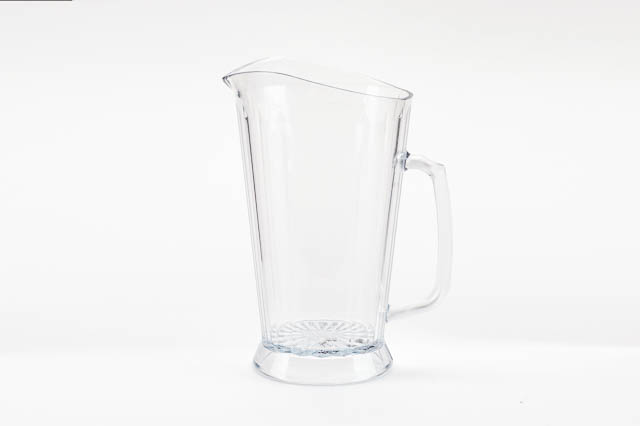 Where to rent LUCITE WATER PITCHER in San Ramon CA, Livermore CA, Pleasanton CA and Tri-Valley