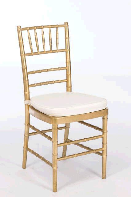 Where to find GOLD CHIVARI CHAIR in East Bay