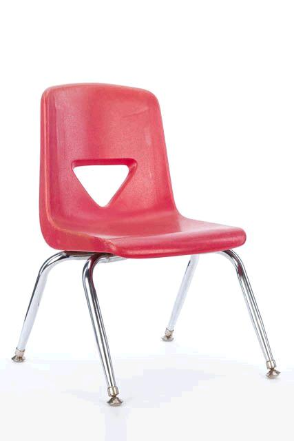 Where to find CHILDRENS CHAIR - RED in East Bay