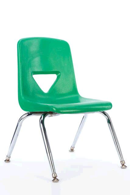 Where to find CHILDRENS CHAIR - GREEN in East Bay