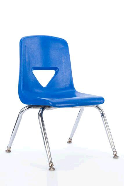 Where to find CHILDRENS CHAIR - ROYAL BLUE in East Bay