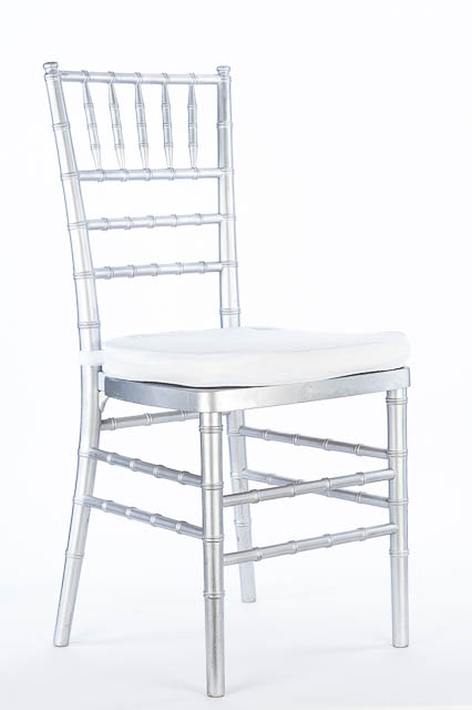 Where to find SILVER CHIVARI CHAIR in East Bay