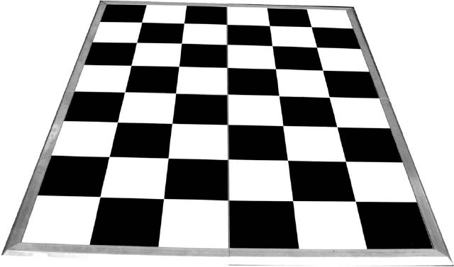 Where to find 3 X3  WHITE VINYL DANCE FLOOR in East Bay