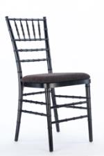 Rental store for Black Chivari Chair in East Bay CA