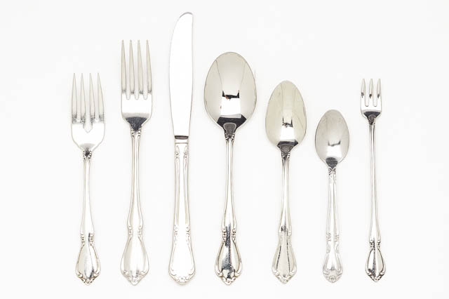 Where to find CHATEAU FLATWARE in East Bay