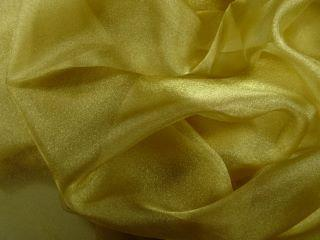 Where to find GOLD ORGANZA in East Bay
