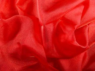 Where to find DARK RED ORGANZA in East Bay