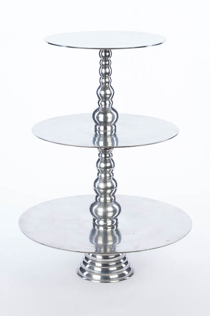 Where To Find 3 Tier Silver Cupcake Stand In East Bay