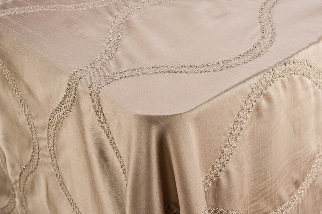 Where to find 132  RND BEIGE GRACE LINEN in East Bay