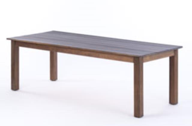 Where to find 96  x 40  WOOD FARM TABLE in East Bay