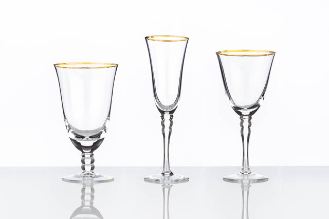Where to find GOLD RIM GLASSWARE in East Bay