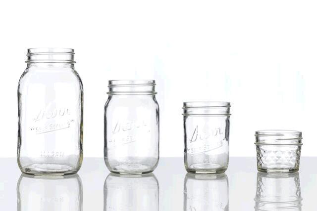 Where to find MASON JARS GLASSWARE in East Bay