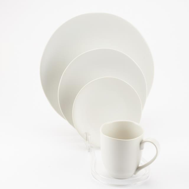 Where to find LINEN MATTE STONEWARE in East Bay