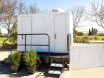 Rental store for Luxury 2 Stall   1  Restroom Trailer in East Bay CA