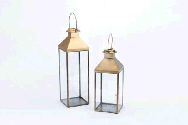 Where to find 18  BRASS FOUNDER LANTERN in East Bay