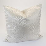 Rental store for White Glitz 24  Decor Pillow in East Bay CA