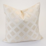 Rental store for Ivory Lattice 20  Decor Pillow in East Bay CA