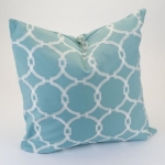 Rental store for Aqua Holly 24  Decor Pillow in East Bay CA