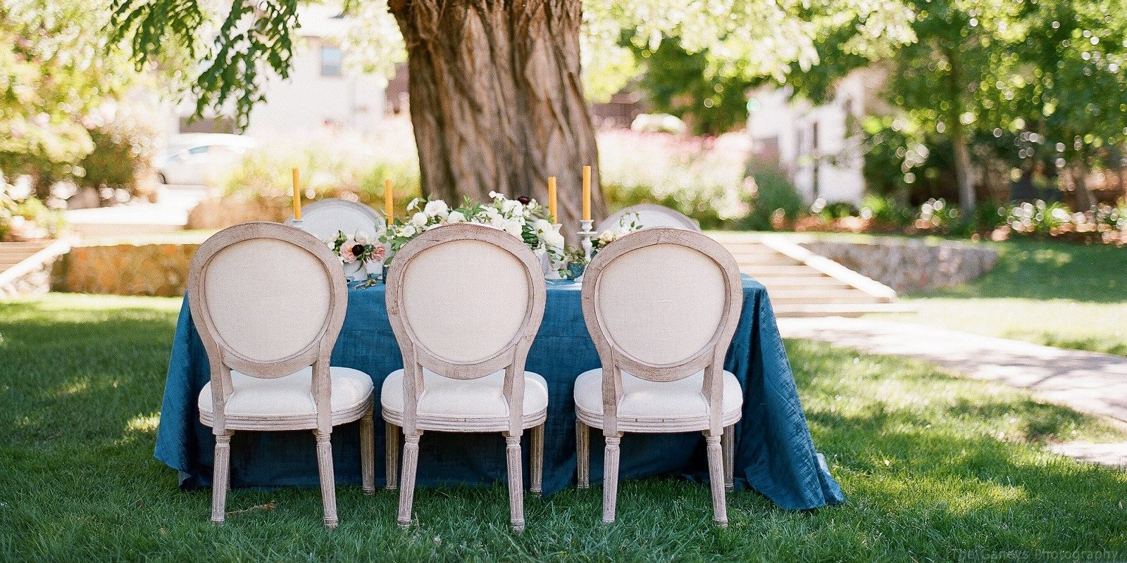 Wedding rentals in East Bay, California